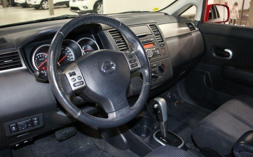 2012 Nissan Versa 1.8 SL AUTO A/C TOIT MAGS BLUETOOTH #8
