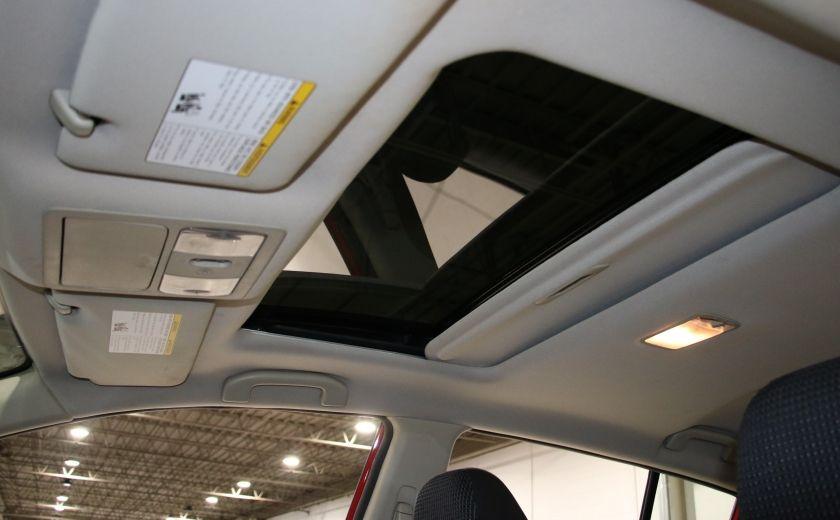 2012 Nissan Versa 1.8 SL AUTO A/C TOIT MAGS BLUETOOTH #11
