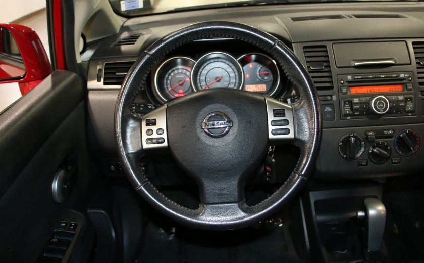 2012 Nissan Versa 1.8 SL AUTO A/C TOIT MAGS BLUETOOTH #14