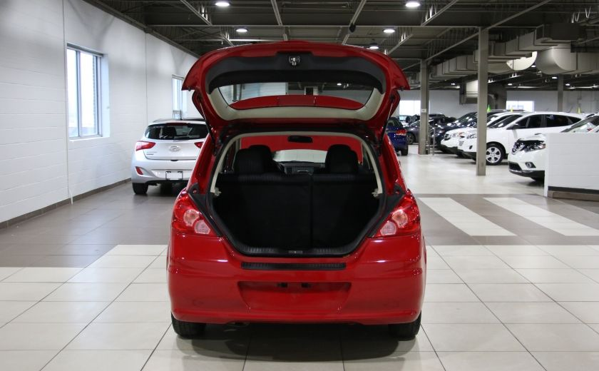 2012 Nissan Versa 1.8 SL AUTO A/C TOIT MAGS BLUETOOTH #25