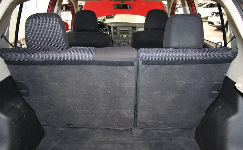 2012 Nissan Versa 1.8 SL AUTO A/C TOIT MAGS BLUETOOTH #26