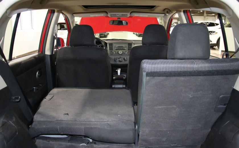 2012 Nissan Versa 1.8 SL AUTO A/C TOIT MAGS BLUETOOTH #27