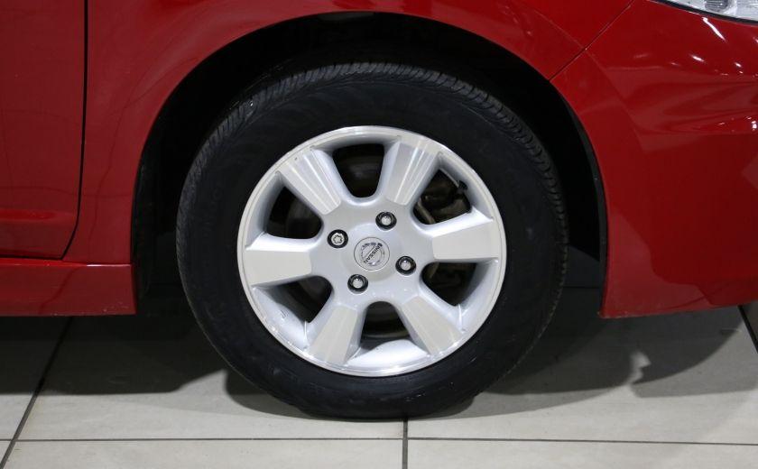 2012 Nissan Versa 1.8 SL AUTO A/C TOIT MAGS BLUETOOTH #28