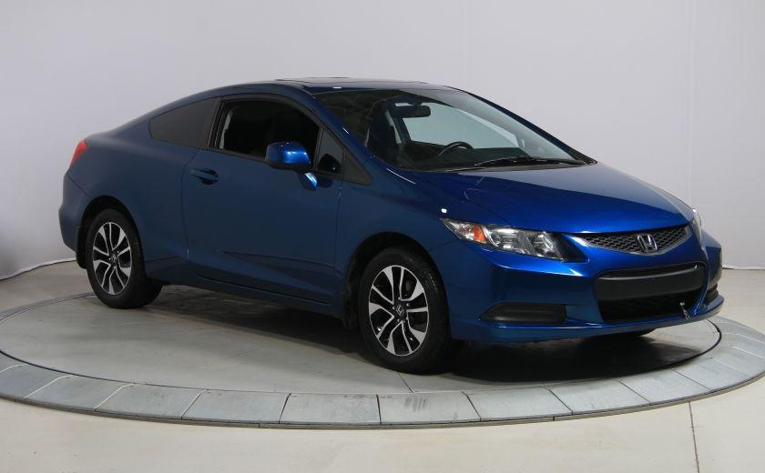 2013 Honda Civic EX A/C TOIT MAGS BLUETOOTH #0