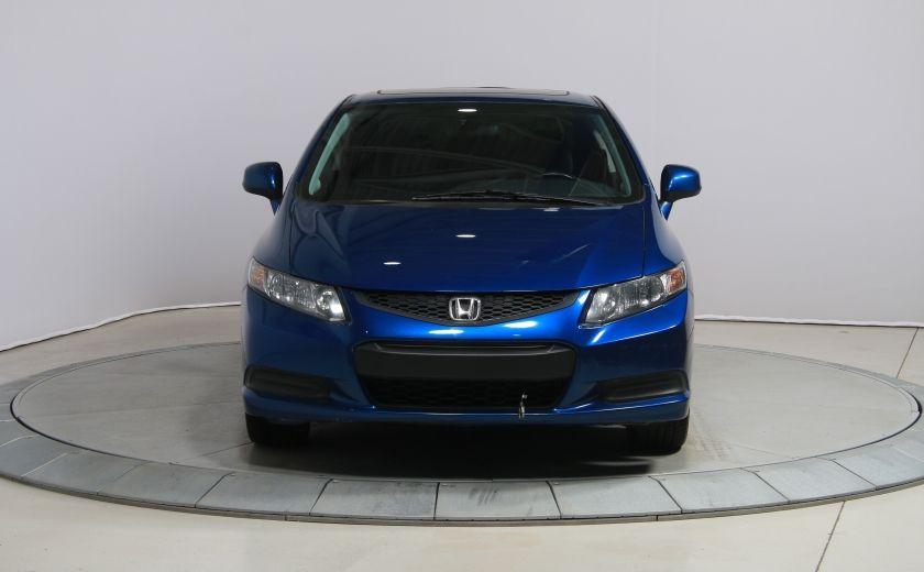 2013 Honda Civic EX A/C TOIT MAGS BLUETOOTH #1