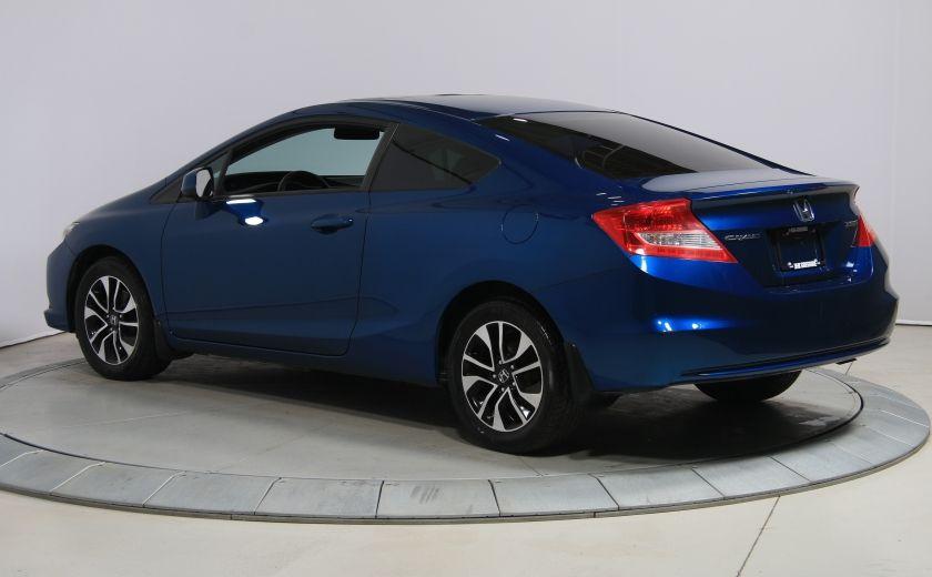 2013 Honda Civic EX A/C TOIT MAGS BLUETOOTH #4