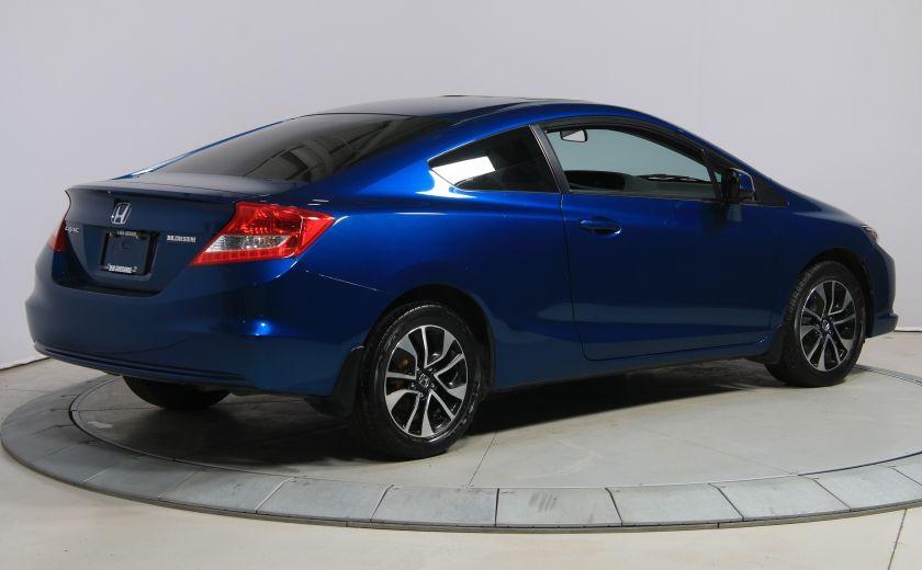 2013 Honda Civic EX A/C TOIT MAGS BLUETOOTH #6