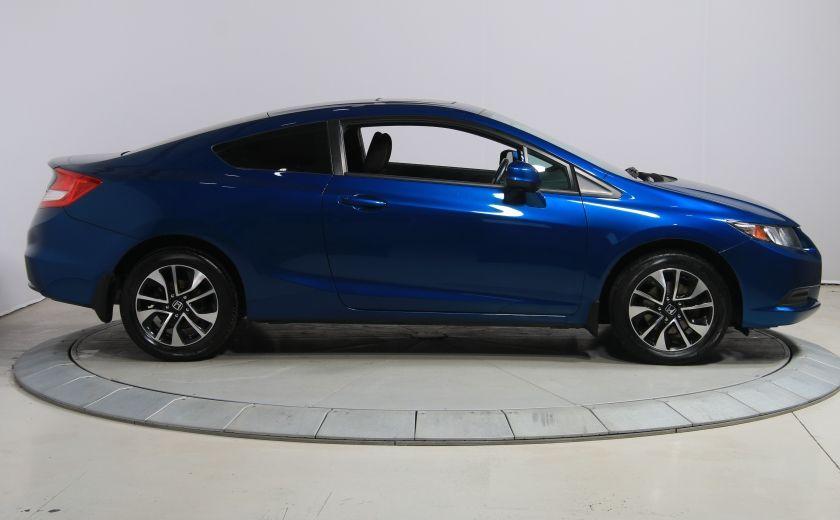 2013 Honda Civic EX A/C TOIT MAGS BLUETOOTH #7