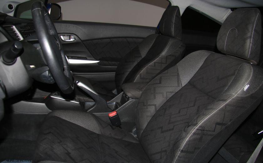 2013 Honda Civic EX A/C TOIT MAGS BLUETOOTH #9