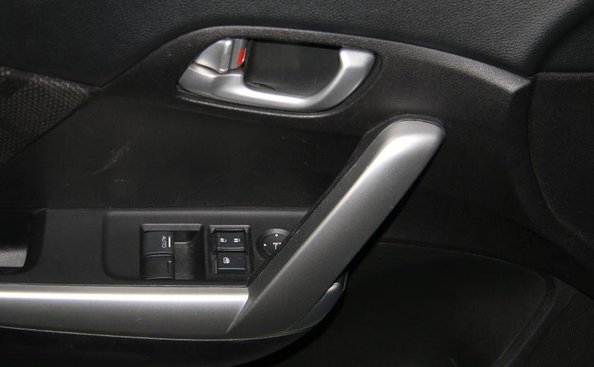 2013 Honda Civic EX A/C TOIT MAGS BLUETOOTH #10