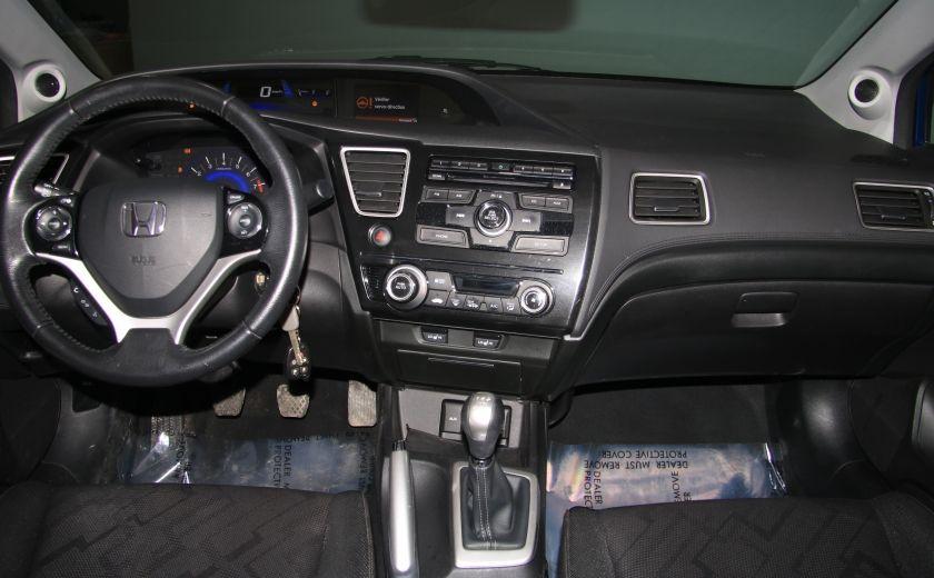 2013 Honda Civic EX A/C TOIT MAGS BLUETOOTH #12