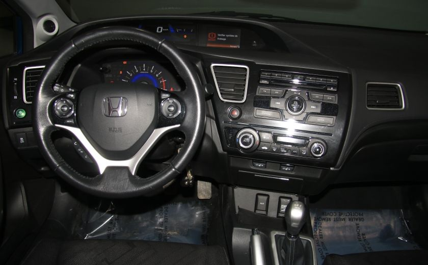 2013 Honda Civic EX A/C TOIT MAGS BLUETOOTH #13
