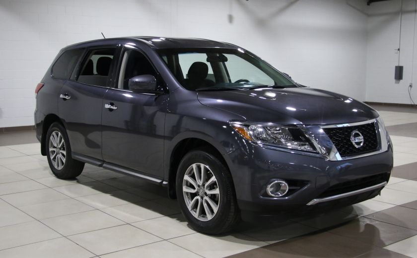 2014 Nissan Pathfinder S 7 PASSAGERS #0