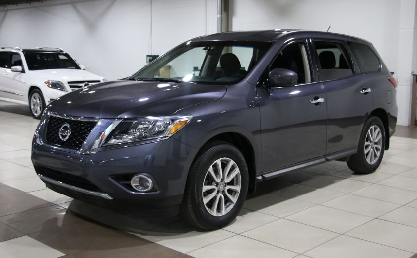 2014 Nissan Pathfinder S 7 PASSAGERS #2