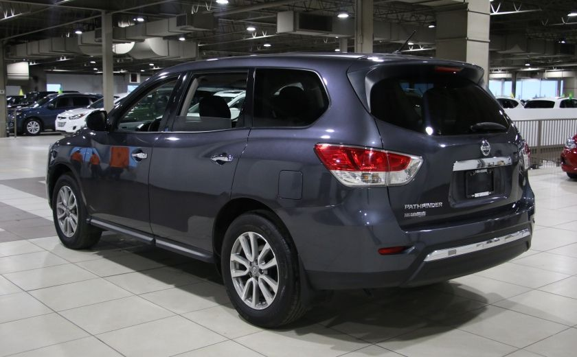 2014 Nissan Pathfinder S 7 PASSAGERS #4