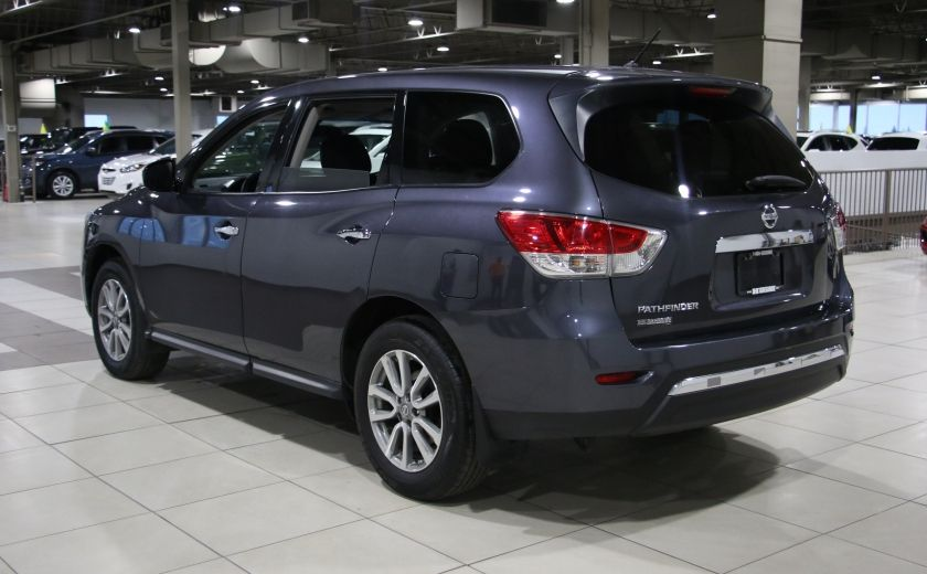 2014 Nissan Pathfinder S 7 PASSAGERS #5