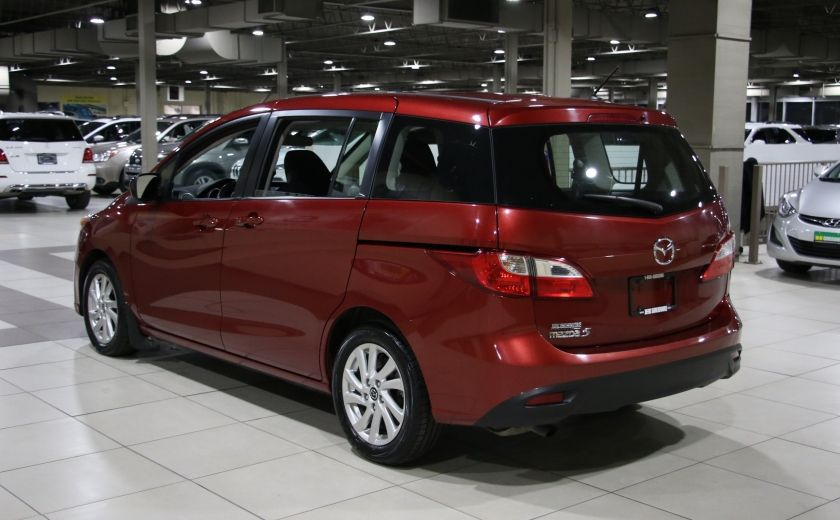 2014 Mazda 5 GS AUTO A/C GR ELECT MAGS #4