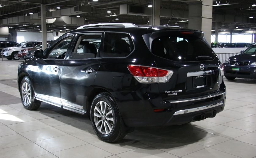 2014 Nissan Pathfinder SL TECH 4WD CUIR NAVIGATION HAYON ELECT #4