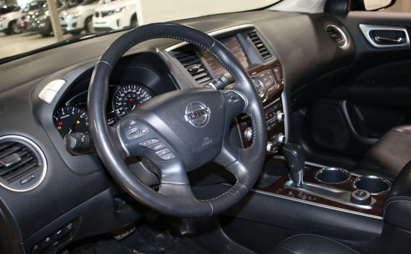 2014 Nissan Pathfinder SL TECH 4WD CUIR NAVIGATION HAYON ELECT #8