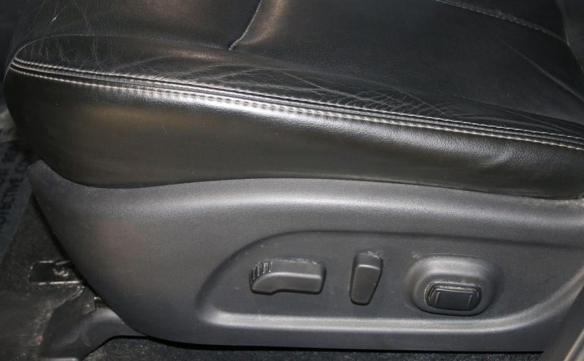 2014 Nissan Pathfinder SL TECH 4WD CUIR NAVIGATION HAYON ELECT #11