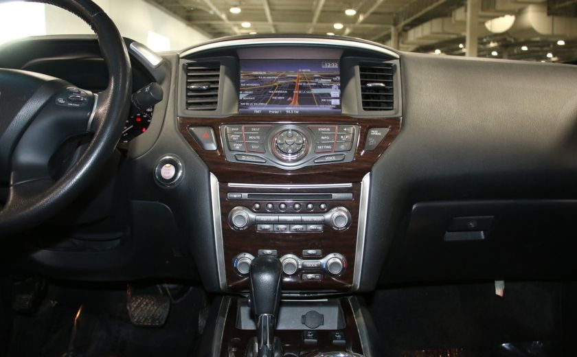 2014 Nissan Pathfinder SL TECH 4WD CUIR NAVIGATION HAYON ELECT #15