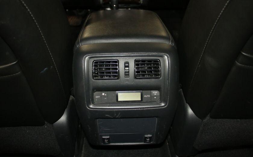 2014 Nissan Pathfinder SL TECH 4WD CUIR NAVIGATION HAYON ELECT #16