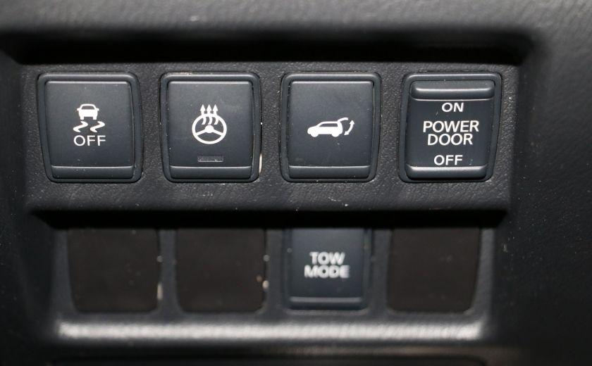2014 Nissan Pathfinder SL TECH 4WD CUIR NAVIGATION HAYON ELECT #18