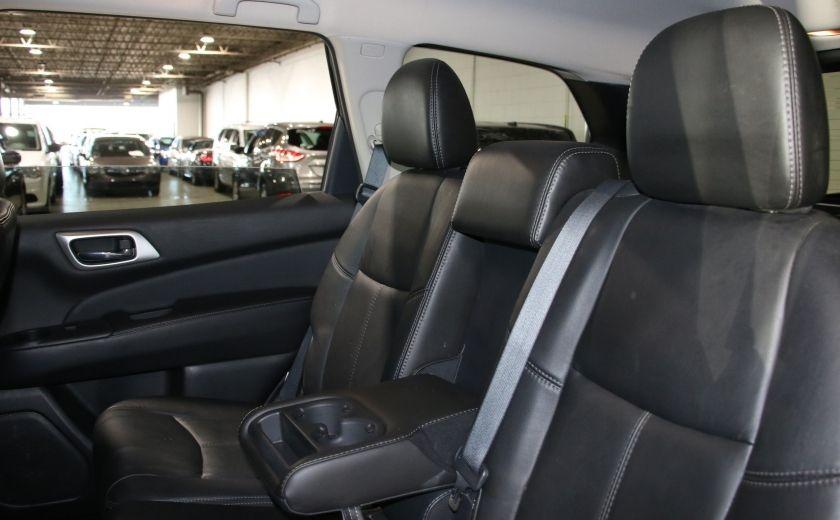 2014 Nissan Pathfinder SL TECH 4WD CUIR NAVIGATION HAYON ELECT #23