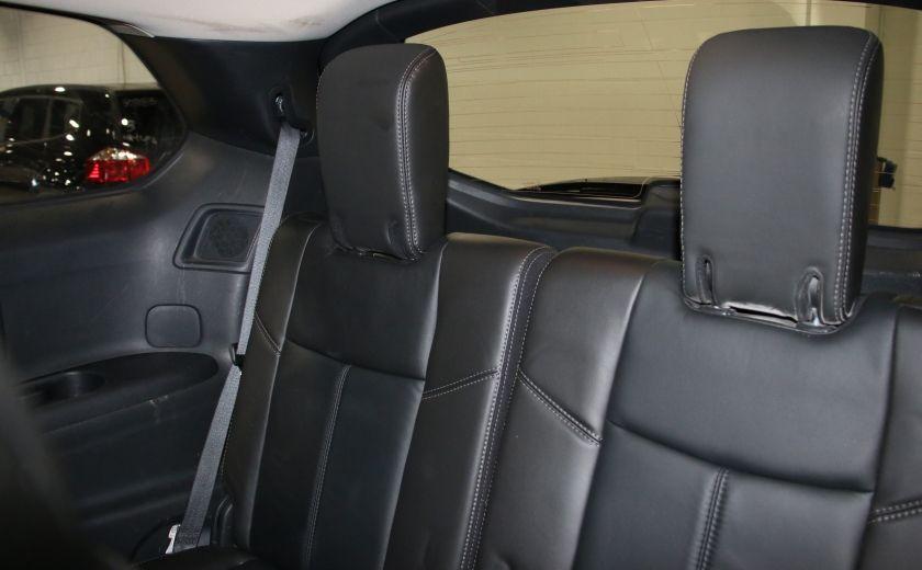2014 Nissan Pathfinder SL TECH 4WD CUIR NAVIGATION HAYON ELECT #24