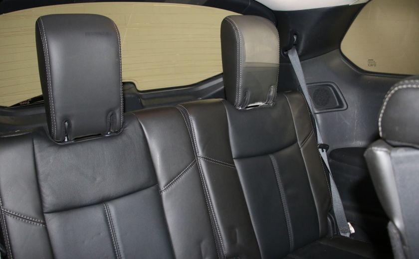 2014 Nissan Pathfinder SL TECH 4WD CUIR NAVIGATION HAYON ELECT #25