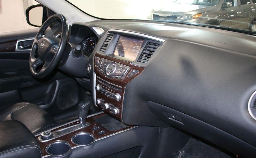 2014 Nissan Pathfinder SL TECH 4WD CUIR NAVIGATION HAYON ELECT #28