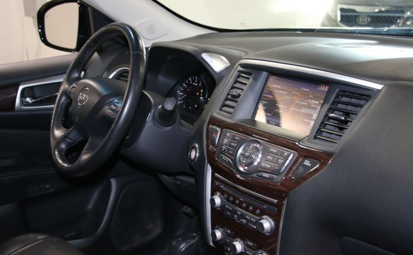 2014 Nissan Pathfinder SL TECH 4WD CUIR NAVIGATION HAYON ELECT #29