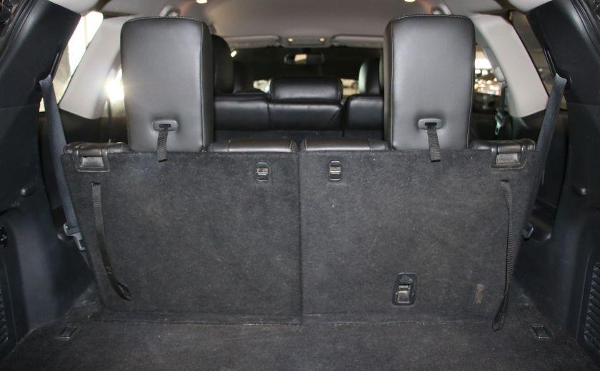 2014 Nissan Pathfinder SL TECH 4WD CUIR NAVIGATION HAYON ELECT #34