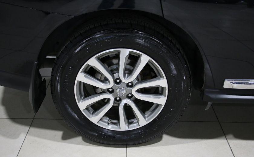 2014 Nissan Pathfinder SL TECH 4WD CUIR NAVIGATION HAYON ELECT #35