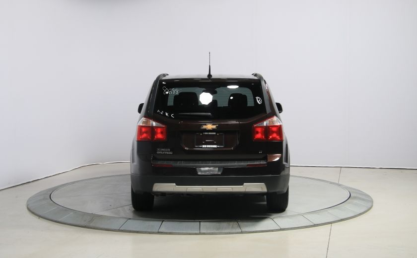2013 Chevrolet Orlando 2LT AUTO A/C GR ELECT MAGS 7 PASSAGERS #5