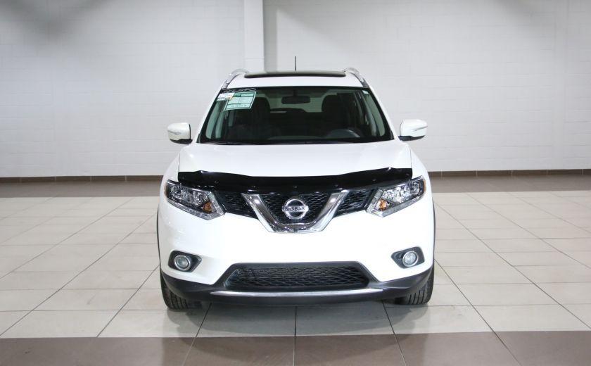 2014 Nissan Rogue SV AWD TOIT PANO MAGS CAMERA RECUL #1