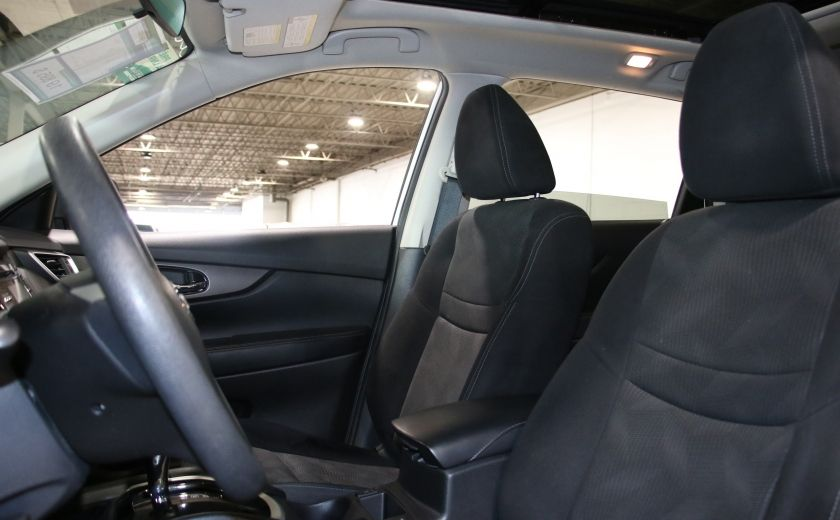 2014 Nissan Rogue SV AWD TOIT PANO MAGS CAMERA RECUL #9