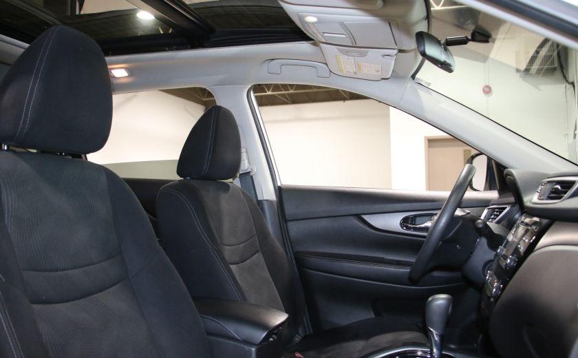2014 Nissan Rogue SV AWD TOIT PANO MAGS CAMERA RECUL #26