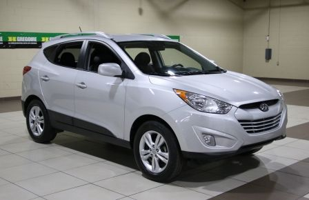 2010 Hyundai Tucson GLS AUTO A/C GR ELECT MAGS BLUETHOOT in Sept-Îles