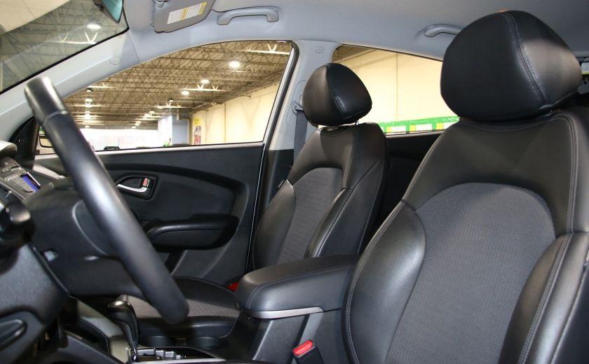 2010 Hyundai Tucson GLS AUTO A/C GR ELECT MAGS BLUETHOOT #9