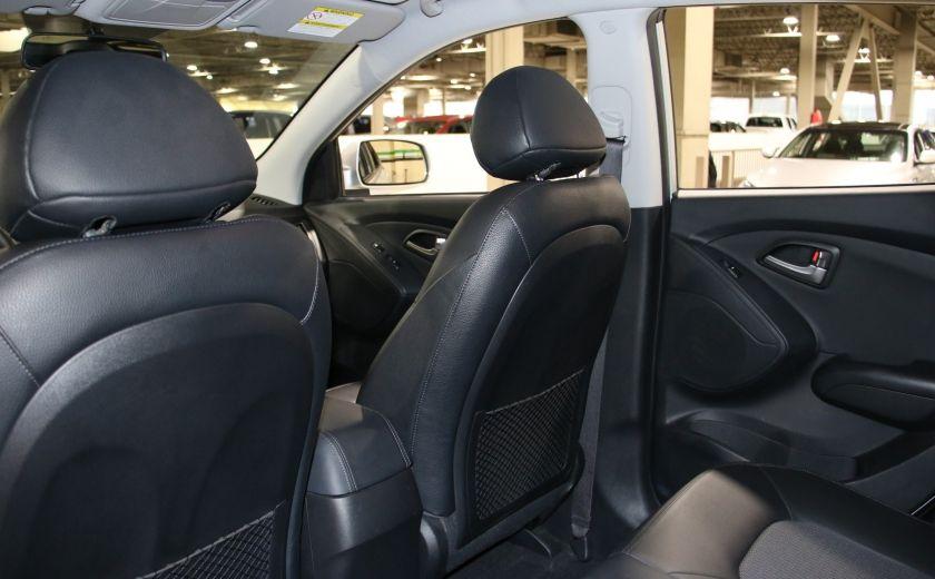2010 Hyundai Tucson GLS AUTO A/C GR ELECT MAGS BLUETHOOT #17