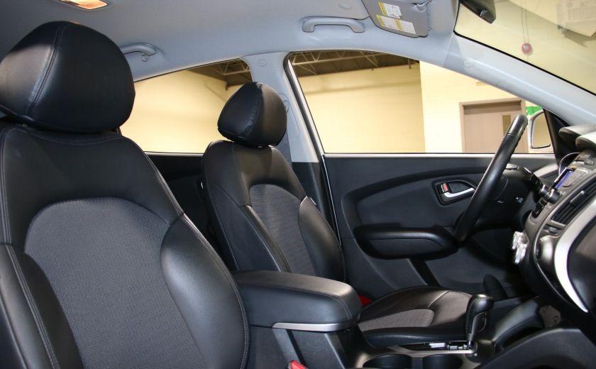2010 Hyundai Tucson GLS AUTO A/C GR ELECT MAGS BLUETHOOT #23