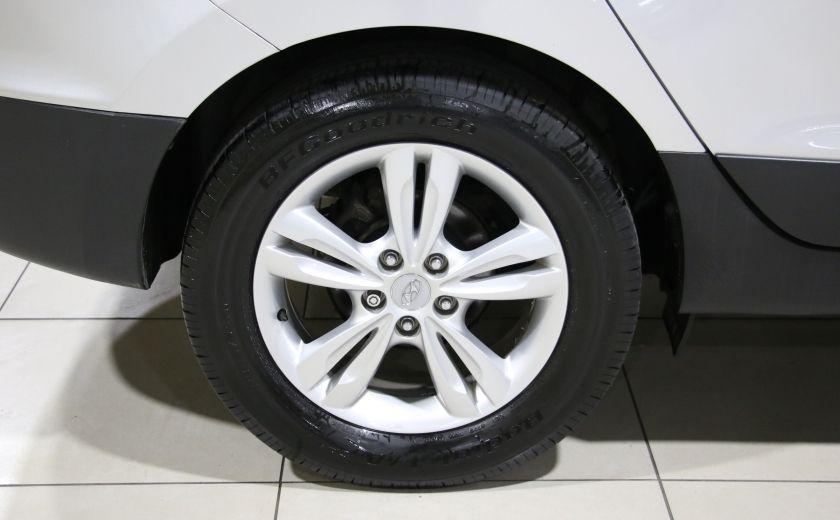 2010 Hyundai Tucson GLS AUTO A/C GR ELECT MAGS BLUETHOOT #29