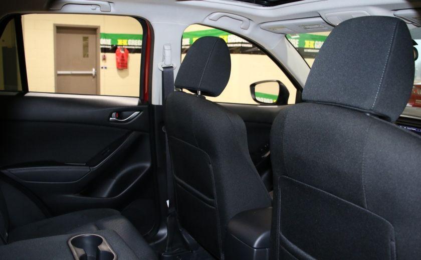 2015 Mazda CX 5 GS AUTO A/C TOIT MAGS BLUETHOOT #21