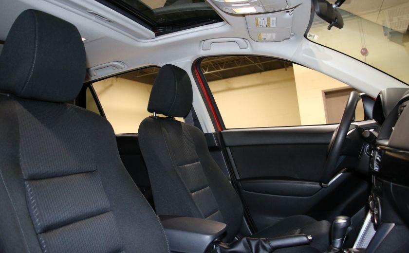 2015 Mazda CX 5 GS AUTO A/C TOIT MAGS BLUETHOOT #25