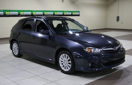 2010 Subaru Impreza 2.5i SPORT PACK AWD A/C TOIT MAGS in Laval