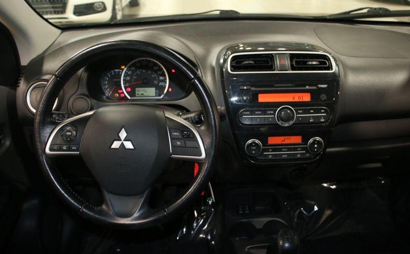 2014 Mitsubishi Mirage SE A/C GR ELECT MAGS BLUETOOTH #11
