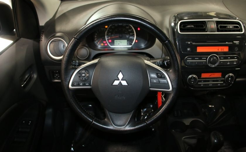 2014 Mitsubishi Mirage SE A/C GR ELECT MAGS BLUETOOTH #12