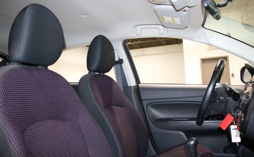 2014 Mitsubishi Mirage SE A/C GR ELECT MAGS BLUETOOTH #20