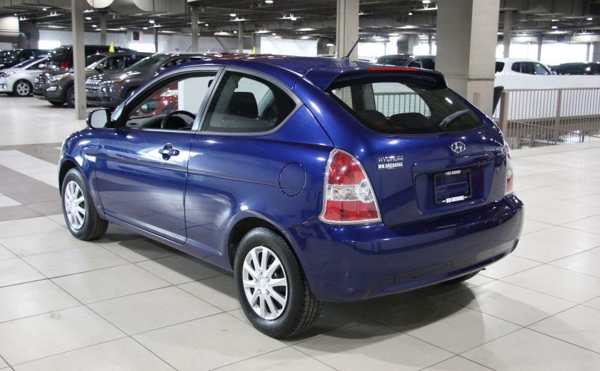 2011 Hyundai Accent L #4